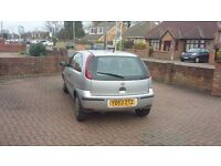 VAUXHALL CORSA FOR SALE GREAT FIRST CAR