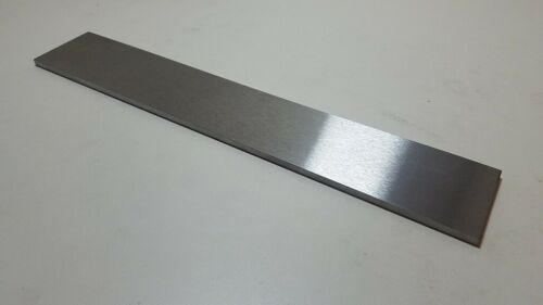 "O1 Tool Steel 3/16"" thick, 2"" wide, 12"" long bar, Knife Making Stock, Billet"