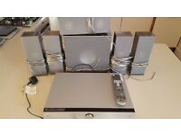 LG BH8220B 5.1 Channel 1100W Premium 3D Blu-ray Home Cinema System