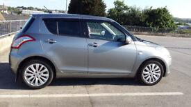 Suzuki Swift 2012 Grey 1.3 TD SZ3 5 doors *PRICED LOW DUE TO QUICK SALE**