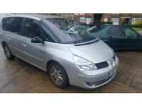 2007 RENAULT GRAND ESPACE FOR SALE