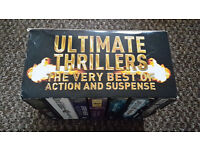 7 Books - Ultimate Thrillers