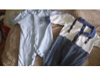 boys clothes bundle job lot 3-6 months