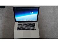 "MacBook Pro Early 2011 15"""