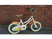 Elswick freedom girls 14 inch heritage bike