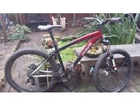 Specialized p1 all mountain bike