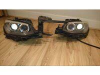 GENUINE BMW E92 LCI XENON HEADLIGHT- DRIVERS SIDE WITH HOUSING + MODULES