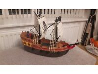 Toy Pirate Ship.