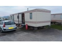 Willerby Leven 3 bedroom static caravan 34/10 ft cheap for quick sale