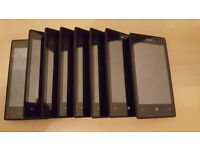 8 x Nokia Lumia 520 Mobile Phones On EE / T-Mobile / BT Network