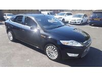 Ford Mondeo TITANIUM X 2008. 20L Diesel with 1 former keeper 1 year MOT full service history.