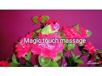 ***Unforgettable magic touch massage ***