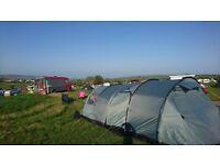 Vango Ikarus 500 Tent + Vango Ikarus 500 canopy