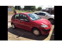 Citroen C3 1.4i LX - excellent condition for age and great for a first time driver or small family