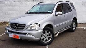 2005 (05) Mercedes ML270 CDI TD AUTO