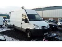 2009 59 FORD IVECO DAILY 2.3 HPI MWB SEMI HIGH TOP OUTSTANDING VAN £2495