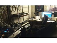 Music Technology/Music Production Tutor available for Studio Lessons or Home Visits