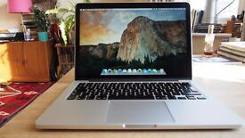 Apple MacBook Pro with Retina Display 2015 - Apple Warranty until May 2018