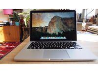 Apple MacBook Pro with Retina Display 2015 - Apple Warranty until May 2018