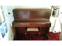 Upright piano, good condition