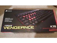 Corsair K70 Vengeance Keyboard Cherry MX Red