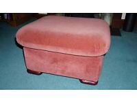 Pouffe / Foot Stool (from M&S), Excellent Condition