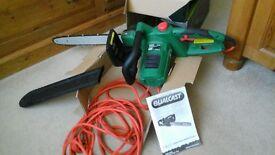 Electric 2000W Qualcast Chain Saw