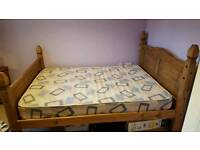 Double mattress 6x4ft 5 months old
