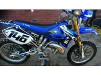 Yz250 2009 2stroke