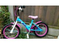 Girls 16 inch bikes (price per bike)