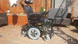 sports power wheelchair