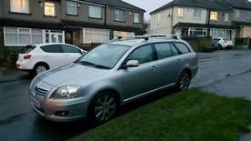Toyota Avensis TR 2.0D4D 2008
