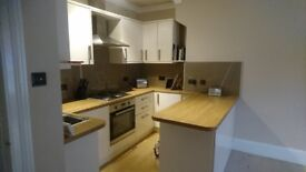 Modern unfurnished one bedroom flat in popular Dumbarton East