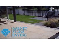 Garnet Stone Paving Liverpool - Block Paving , Landscaping , Groundwork's Company