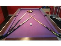 pool table-gambling machine