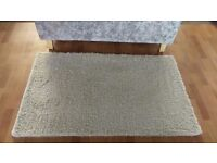 Brand New SOFT SHAGGY RUG 152cm x 71/93cm | BRITISH MADE | *50% OFF SALE* | OLDHAM BED FACTORY