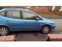 Chevrolet MPV for sale or swap.