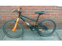 Boys X RATED EXILE JUMP BIKE Excellent condition only used few times 24 inch wheels