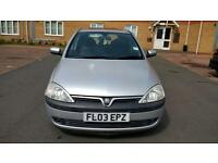 VAUXHALL CORSA 1.2 XSI IN EXCELLENT CONDITION WITH DVLA VERIFIED MILEAGE OF 34K WITH 9 MONTHS MOT
