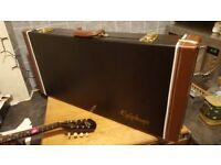 New Epiphone F style mandolin CASE