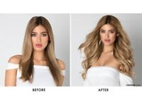 Hair extensions fitting amd removal service !