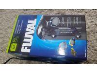 FLUVAL U2 aquarium water filter system