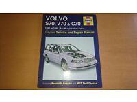 Haynes Manual 3573 for Volvo v70