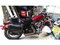 1998 Harley Davidson 1340 FXD