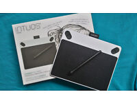 Wacom Intuos Draw (Hardly Used) £40