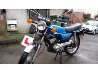 for sale origanal 1989 rxs 100.... please read full ad.. full logbook in my name...