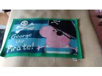 George Peppa Pig Rug