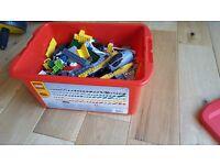 large box of lego