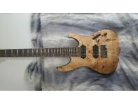 Ibanez S7721PB Electric Guitar 7 string