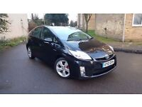 TOYOTA PRIUS NICE CLEAN CAR FULL HISTORY FULLY LOADED MODEL NAVIGATION BLUTOOTH CAMERA PCO ELIGIBLE